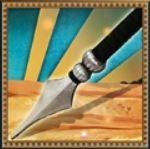 Simbol wild în Rome Warrior joc de cazino