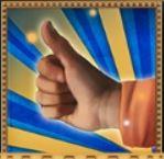 Simbol scatter în joc de păcănele gratuit Rome Warrior