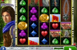 Joc de păcănele Wolf Heart de la 2by2 Gaming