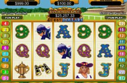 Joacă joc cu aparate gratis Derby Dollars