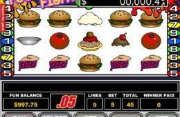 A image of Food FiO imagine din Food Fight joc ca la aparateght slot machine