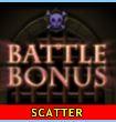 Simbol scatter în Gladiator Wars