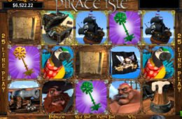 O imagine din joc online Pirate Isle