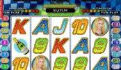 O imagine din joc cu aparate cazino Green Light