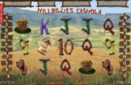 Hillbillies Cashola joc ca la aparate gratis online