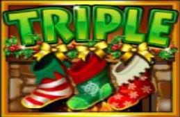 Simbol wild în Santastic joc online