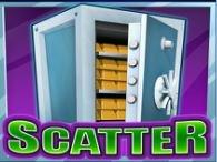 Simbol scatter în Bank Cracker joc de noroc gratis online
