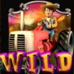 Simbol wild în joc de cazino gratis Barnyard Bonanza