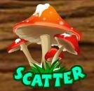 Simbol scatter în Forest Fever joc de păcănele online