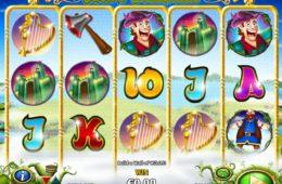 Jack´s Beanstalk joc de păcănele gratis distractiv