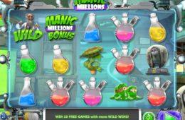 Manic Millions joc cu aparate cazino de la NextGen