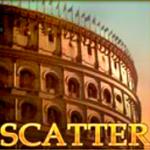 Simbol scatter în joc de păcănele gratis online Gladiator Jackpot