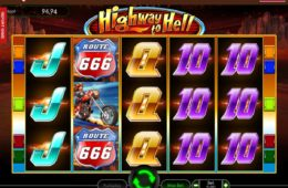 Joc de cazino gratis Highway to Hell