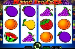 Joacă joc ca la aparate gratis Magic Fruits 81 online