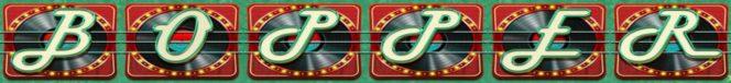 Joc de păcănele gratis The Big Bopper - simboluri scatter