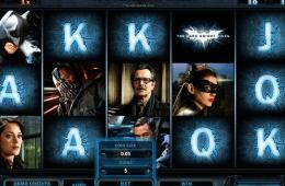 Изображение слота The Dark Knight Rises играть бесплатно онлайн
