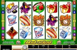 играть казино слот онлайн Hot Shot бесплатно