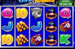 Онлайн казино игровой автомат Cops'n'Robbers Millionaires Row