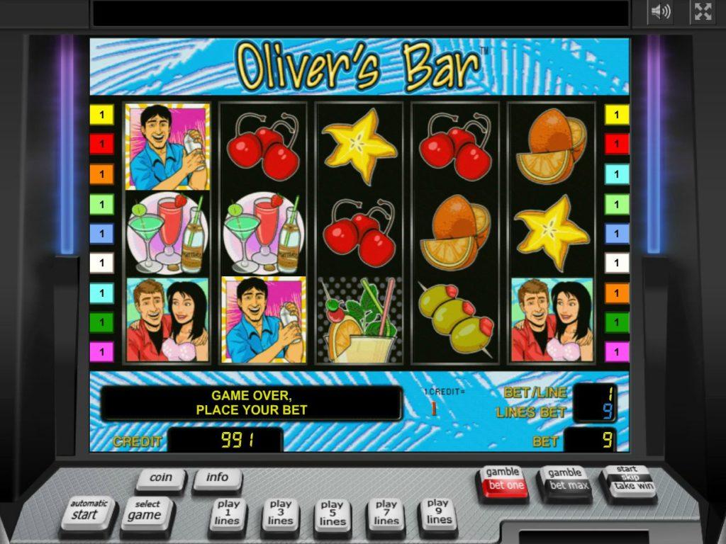 Гральні автоматы покер онлайн