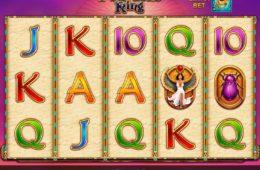 Бесплатный онлайн игровой автомат Pharaoh's Ring без депозита