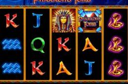 Pharaoh's Tomb казино игровой автомат для удовольствия