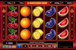 Играть в бесплатный казино автомат 5 Dazzling Hot без депозита