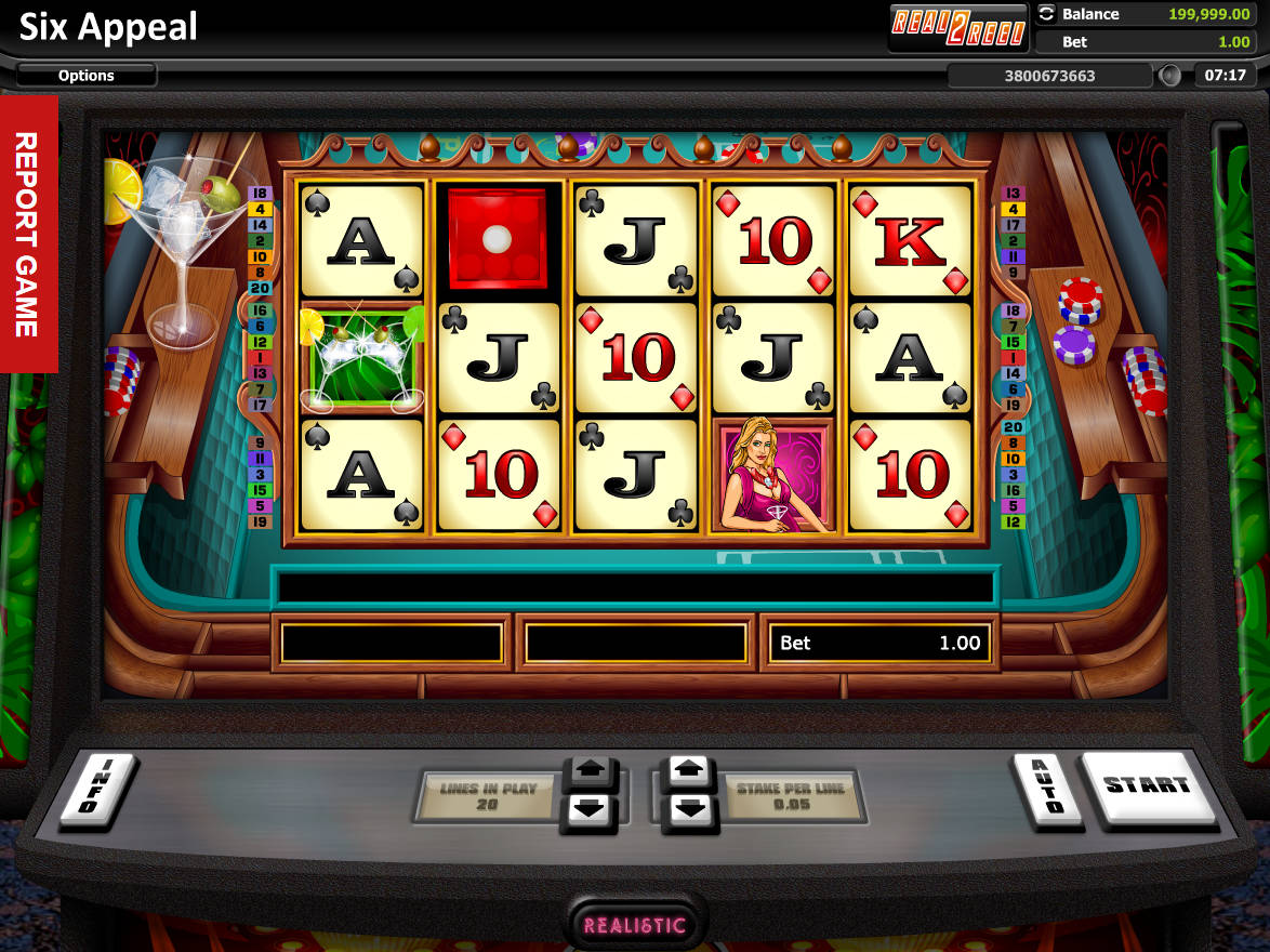 No deposit game 6 Appeal online