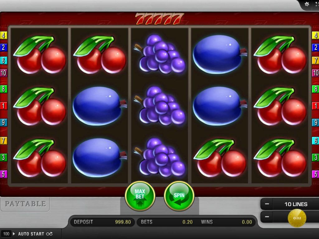 Игровые автоматы 77777 играть бесплатно мошенничество в казино на рулетке