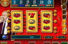 Играть бесплатный онлайн игровой автомат Al Murray's Golden Game