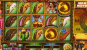 Без регистрации играть онлайн игровой автомат Amigos Fiesta