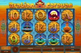 Бесплатный онлайн игровой автомат Arabian Caravan