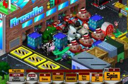 Скрин из игрового аппарата Arcadia i3D онлайн бесплатно