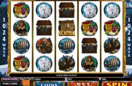 Играть на деньги в автомат Arctic Fortune