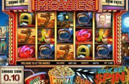 At the Movies бесплатный игрвовой автомат онлайн