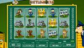 Battleground Spins играть бесплатно без депозита онлайн