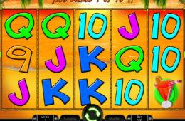 Азартный игровой автомат играть онлайн на деньги Beach Party