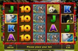 Онлайн игровой казино аппарат Bear Tracks