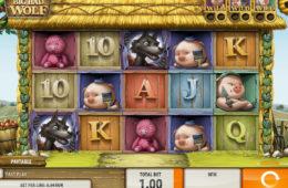 Big Bad Wolf казино игровой автомат бесплатно без регистрации