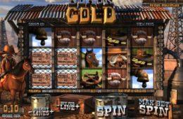 Бесплатный онлайн игровой автомат Black Gold