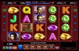 Игровое казино Blue Heart