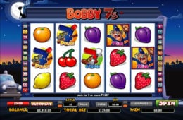 Бесплатный онлайн игровой автомат Bobby 7s