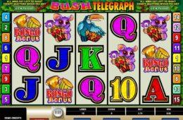 Бесплатный онлайн игровой автомат Bush Telegraph