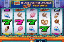 Онлайн игровой автомат Cash Coaster играть на деньги