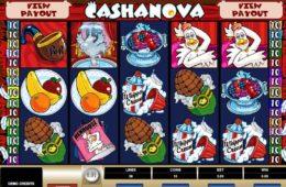 Онлайн бесплатно без регистрации играть Cashanova