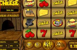 Chase the Cheese бесплатный онлайн игровой слот