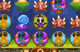 Бесплатный онлайн игровой автомат Chibeasties