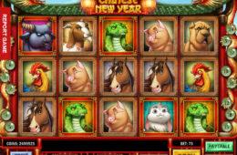 Бесплатный онлайн игровой автомат Chinese New Year
