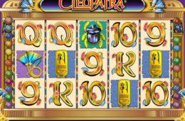 Cleopatra бесплатный онлайн слот