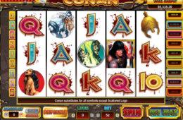 Бесплатный онлайн игровой автомат Conan the Barbarian