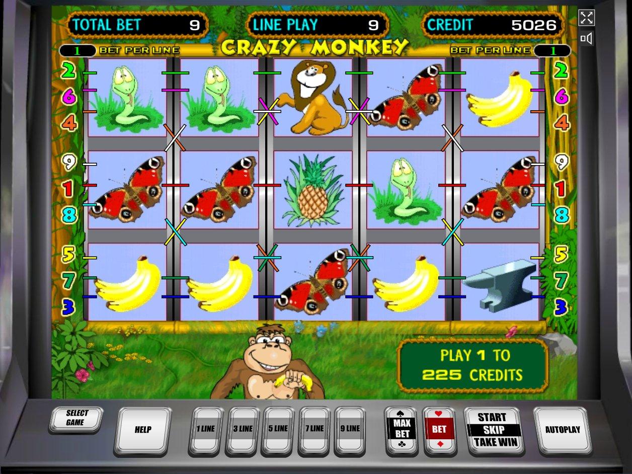 скачать азартные игры crazy monkey, resend